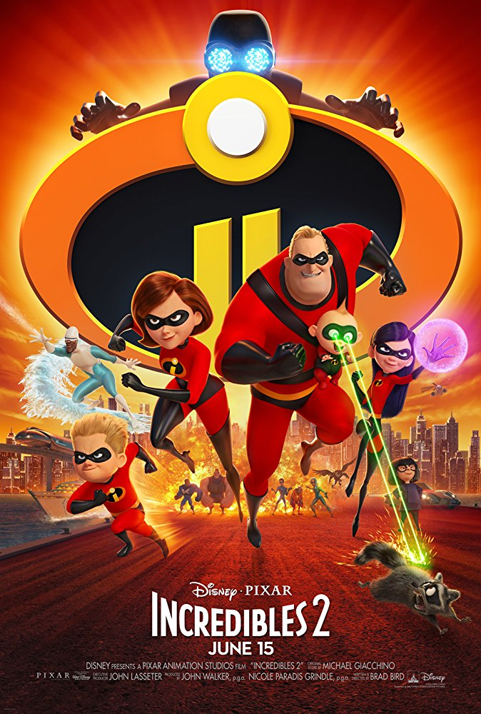 پوستر انیمیشن کارتونی شگفتانگیزان 2