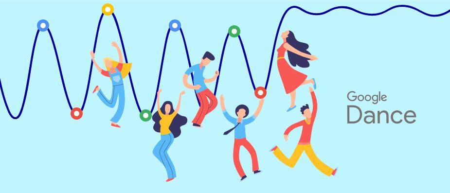 رقص گوگل چیست ؟ و چه تاثیری بر سئو دارد؟