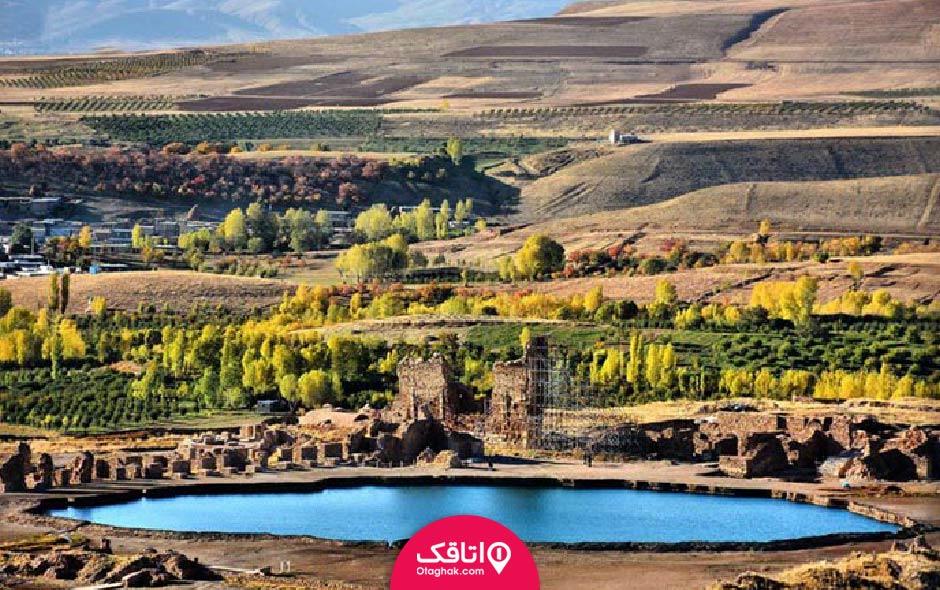 دیدنیترین دریاچه های ایران کدامند؟