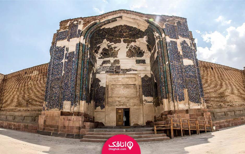 مسجد کبود فیروزه اسلام