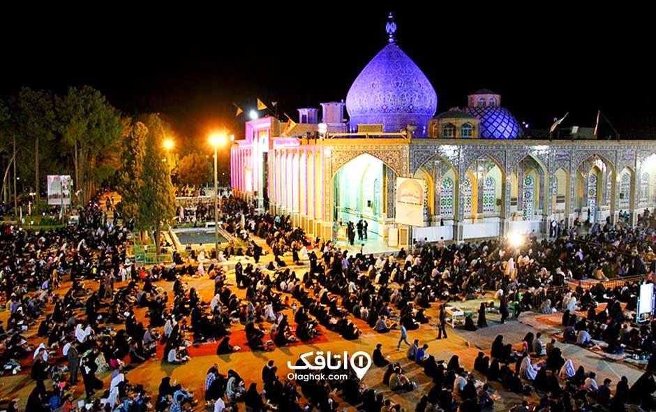 آداب و رسوم ایرانی ها در شب قدر
