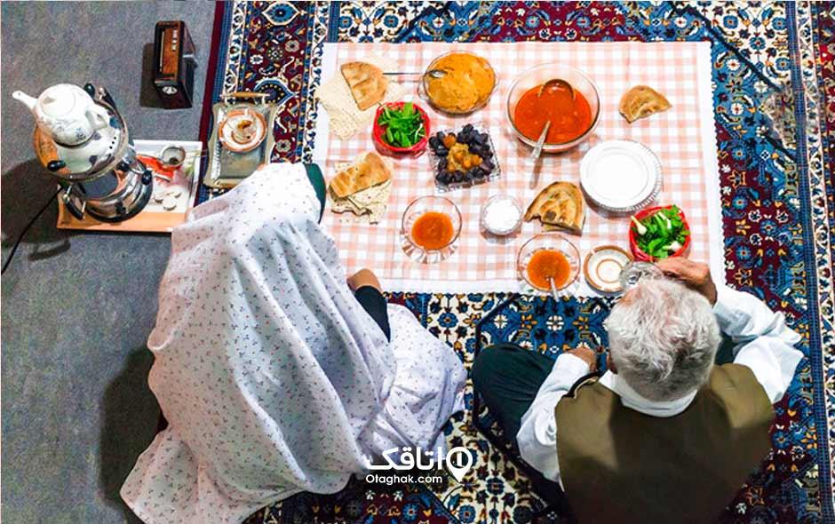 در روزهای ماه رمضان در شهرهای ایران چه خبر است؟
