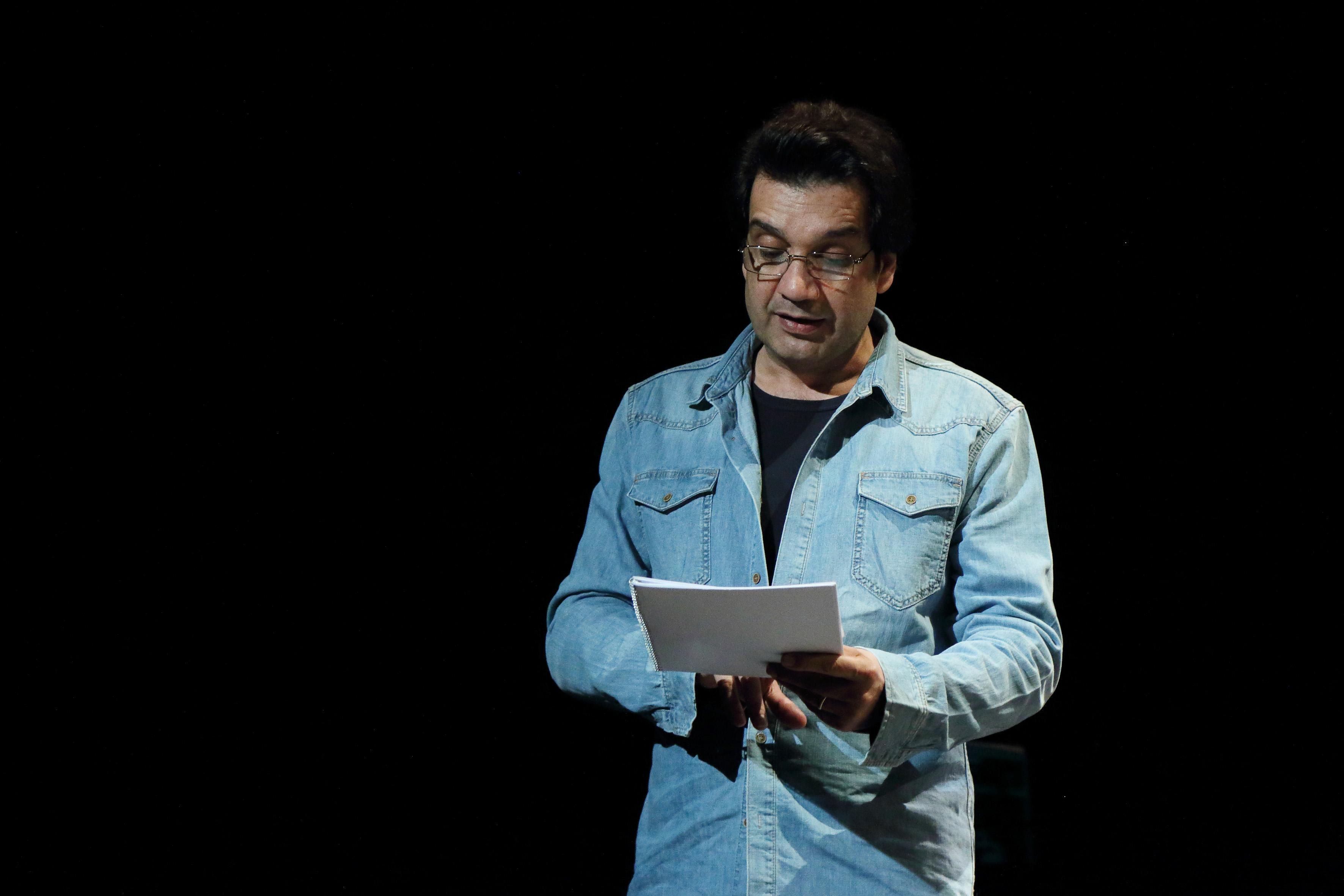 'جادوی گفتار' اثر جدید آرش آبسالان را بهتر بشناسیم