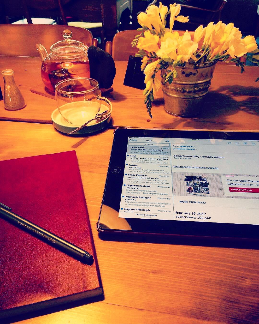 روز ۲۹ : روزانه نویسی یا ژورنالینگ