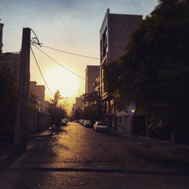 روز ۲۵ : با طلوع آفتاب بیدار شو.