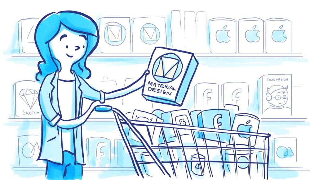 چالش طراحی محصول بدون دانش UI و UX !