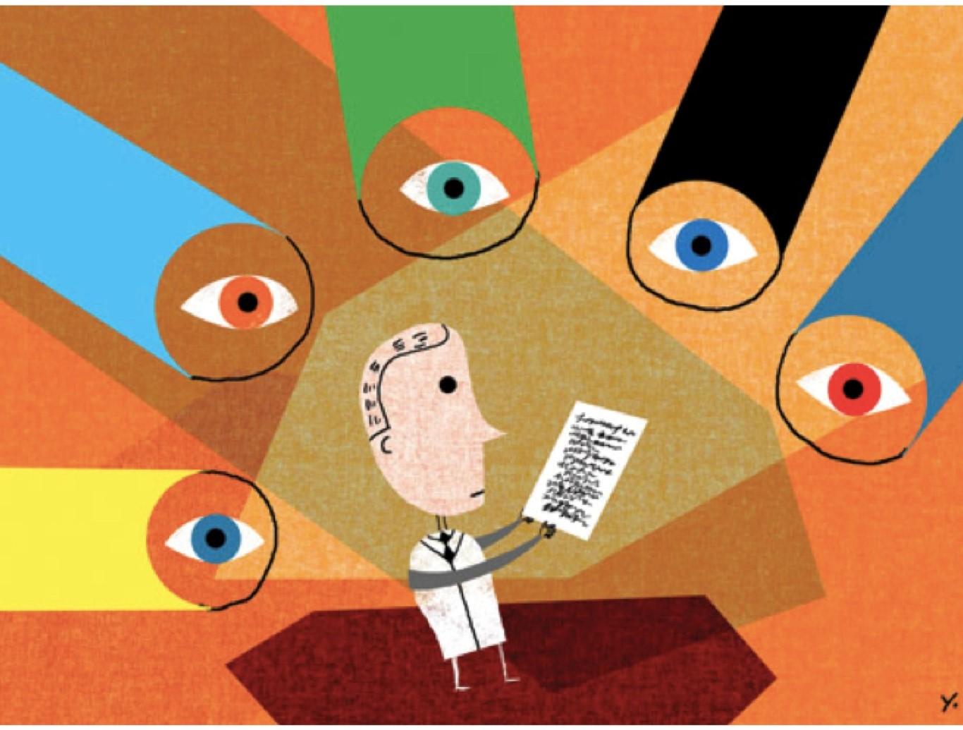 اخلاق داوری رساله و کتاب و مقاله