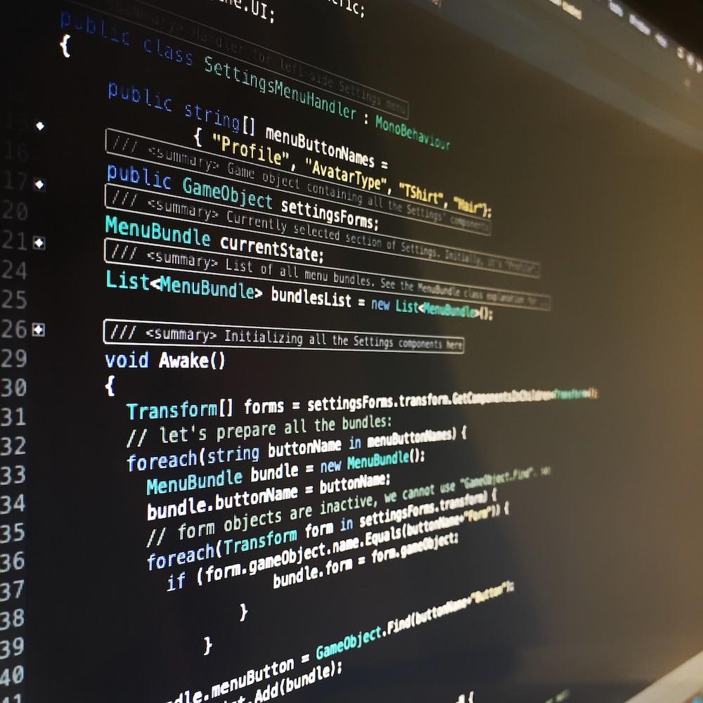 از برنامهنویسی تا شعر