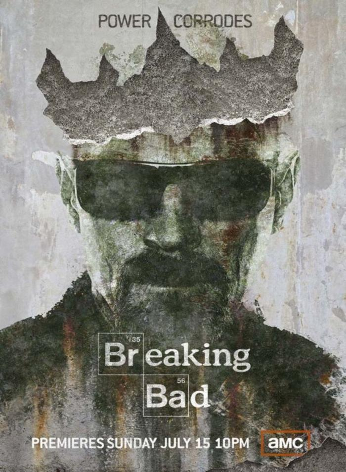 نقدی بر سریال افسار گسیخته(Breaking bad)