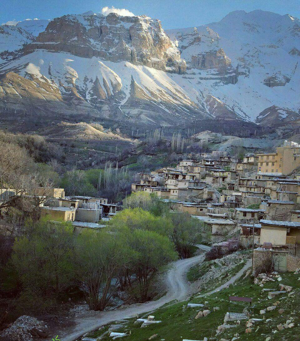سفرنامه روستا خفر(khafr) - منطقه دنا (قسمت اول)