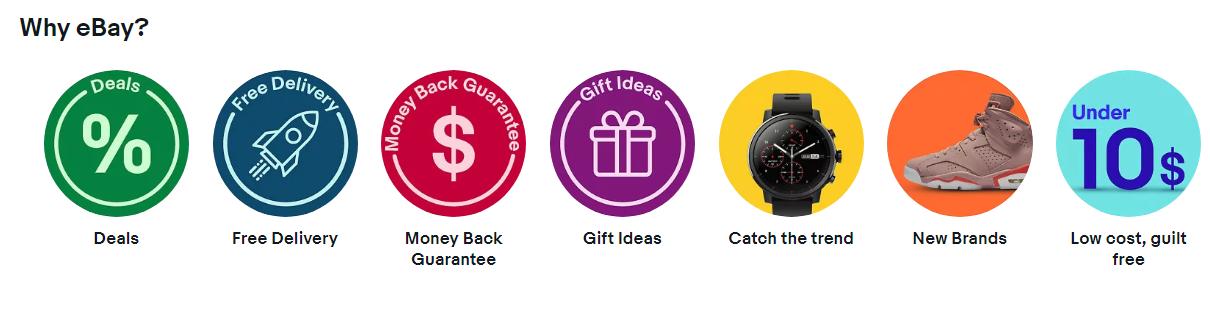 پیشنهادهای ebay برای شما