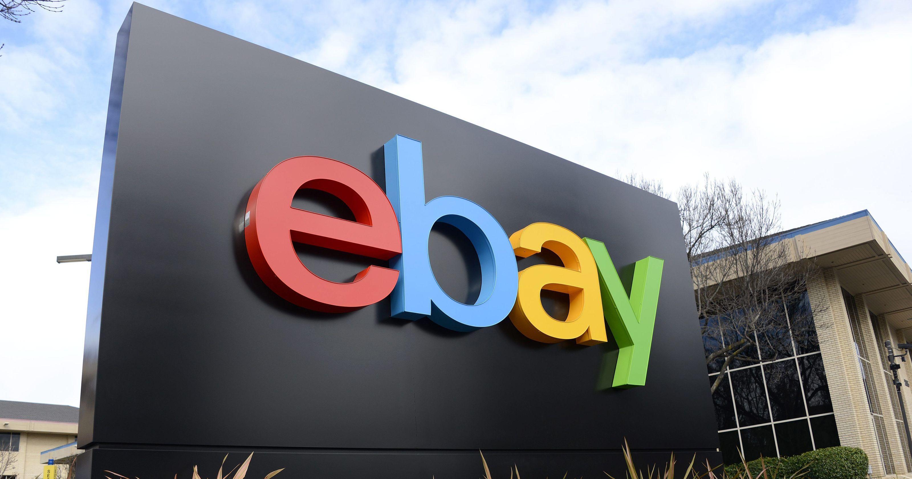 why ebay?