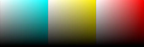 تاثیر رنگ ها بر هم در طراحی رابط کاربری