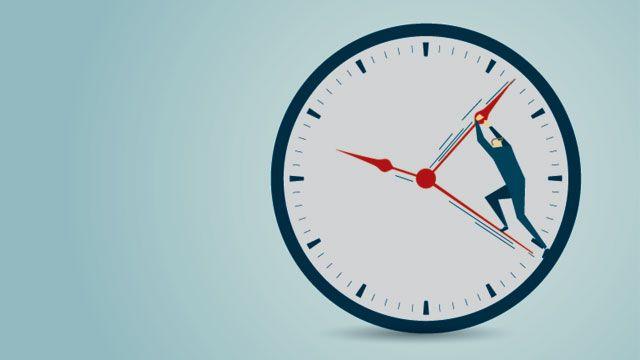 برنامهریزی زمان یا مدیریت زمان مسأله این است