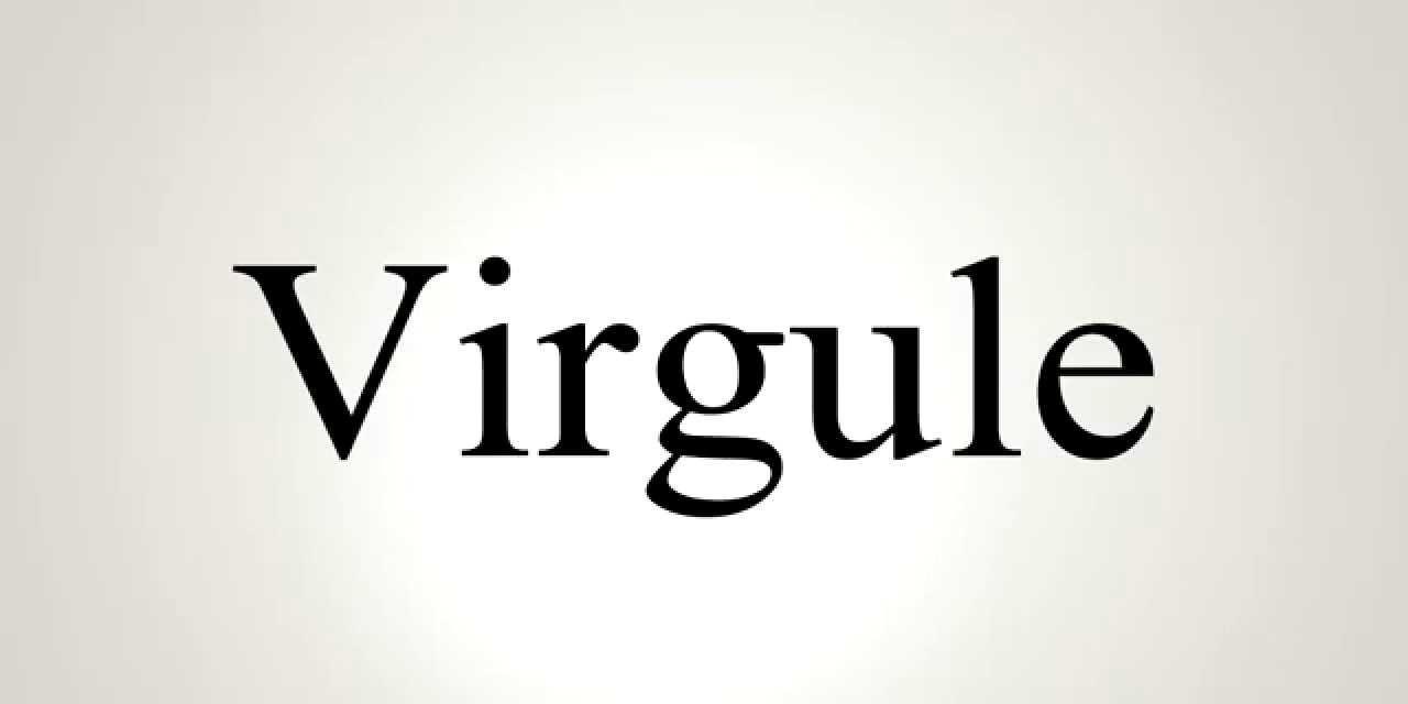 ویرگول چیست و کاربرد صحیح ویرگول یا همون کاما