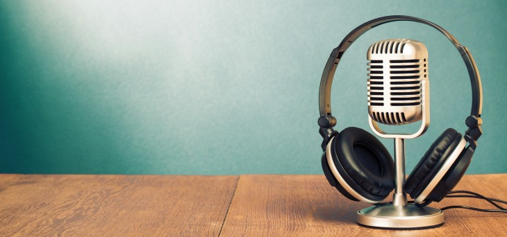 تولید محتوا برای آدمهای شنیداری