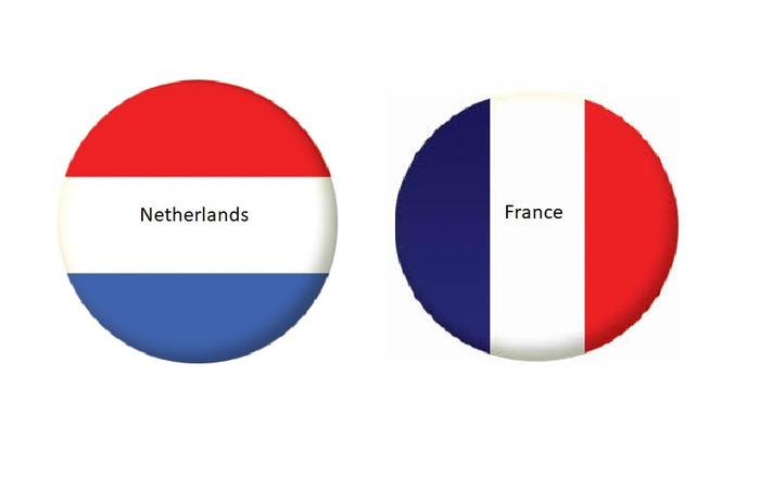 راهنمای ویزا فرانسه و هلند