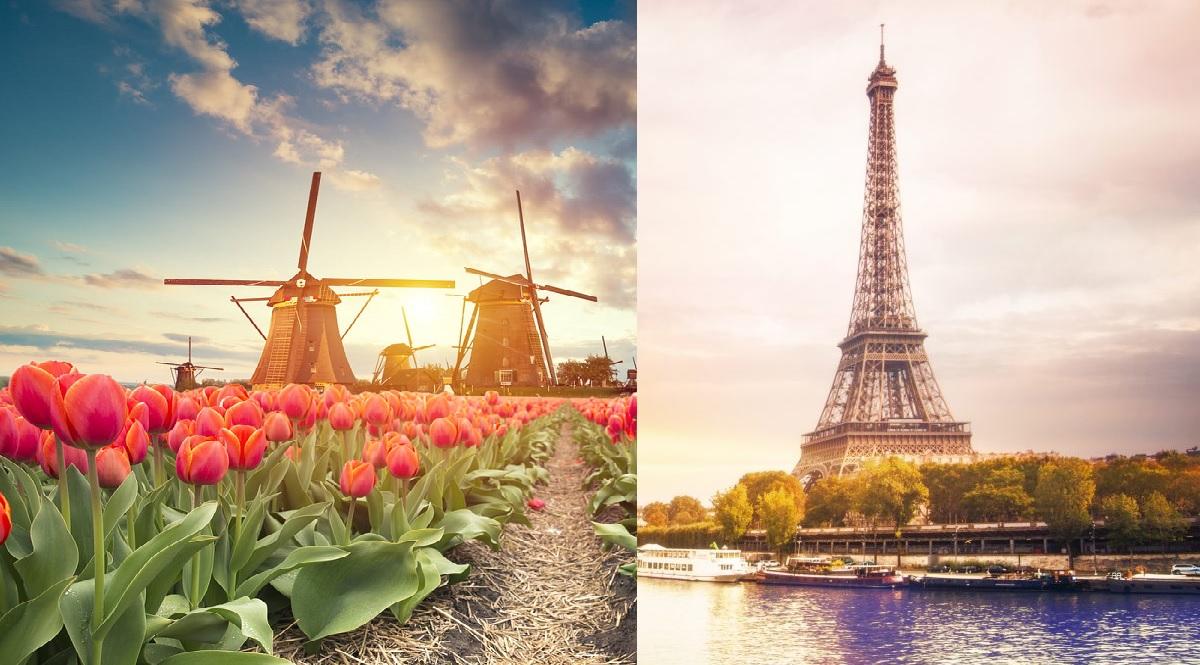 راهنمای اخذ ویزا و وقت سفارت هلند و فرانسه