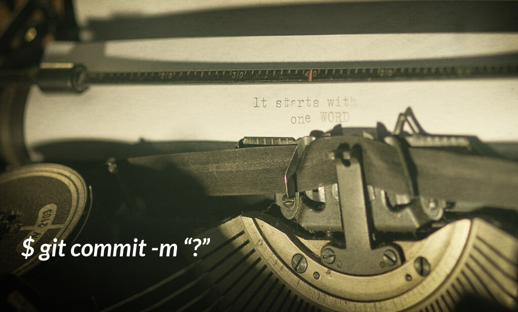 حرفهایها پیام کامیت گیت را چطور می نویسند؟