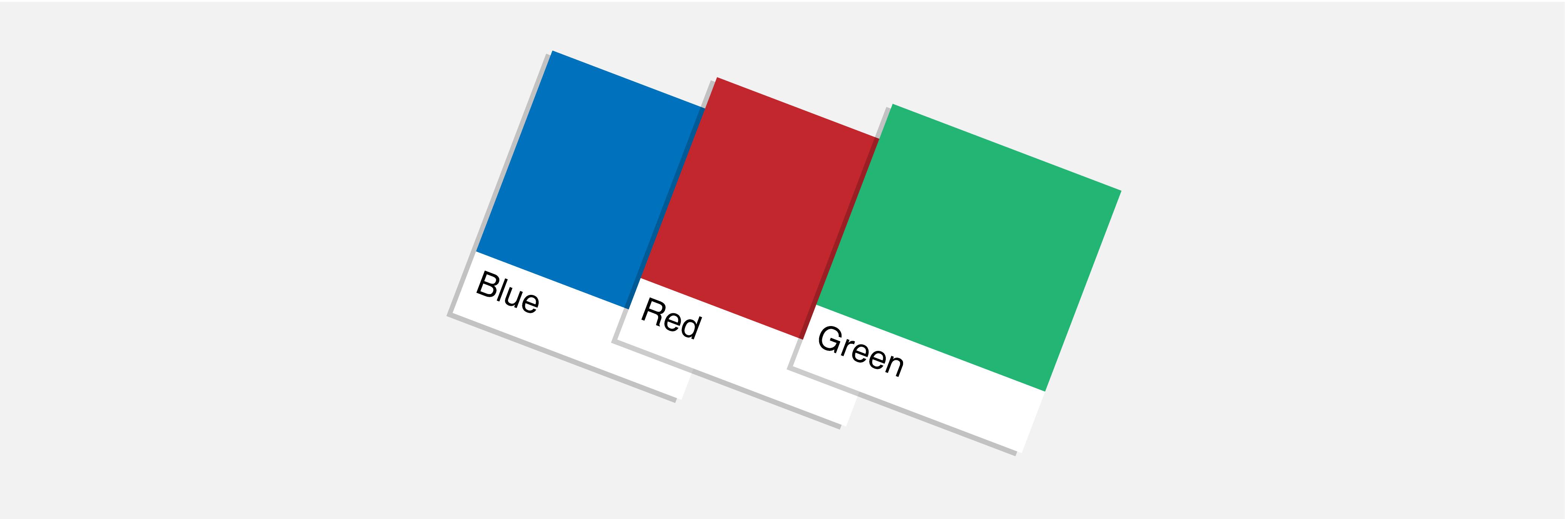 طراحی - داستان رنگ: بخش اول - چگونه رنگ مناسب پیدا کنیم؟ و یکم بیشتر