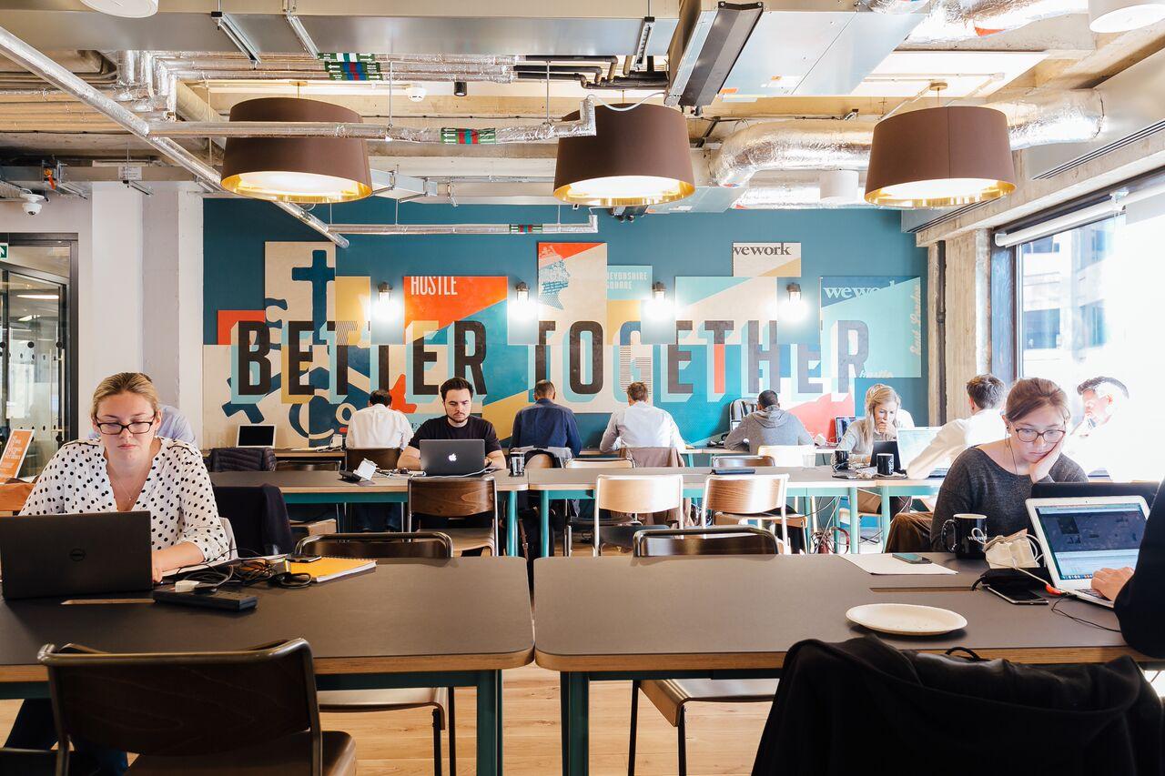 ۵ شرکت بزرگ که کارشان را از فضای کار اشتراکی شروع کردند