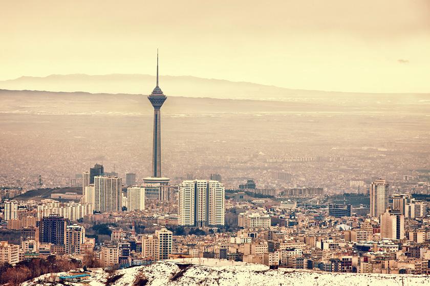 تهران و زندگی
