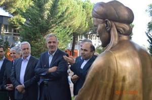 از اسپانیا تا تهران با احمد مسجد جامعی