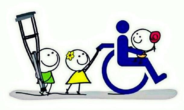 میخواستیم تو روز جهانی معلولین ازتون تقدیر کنیم.