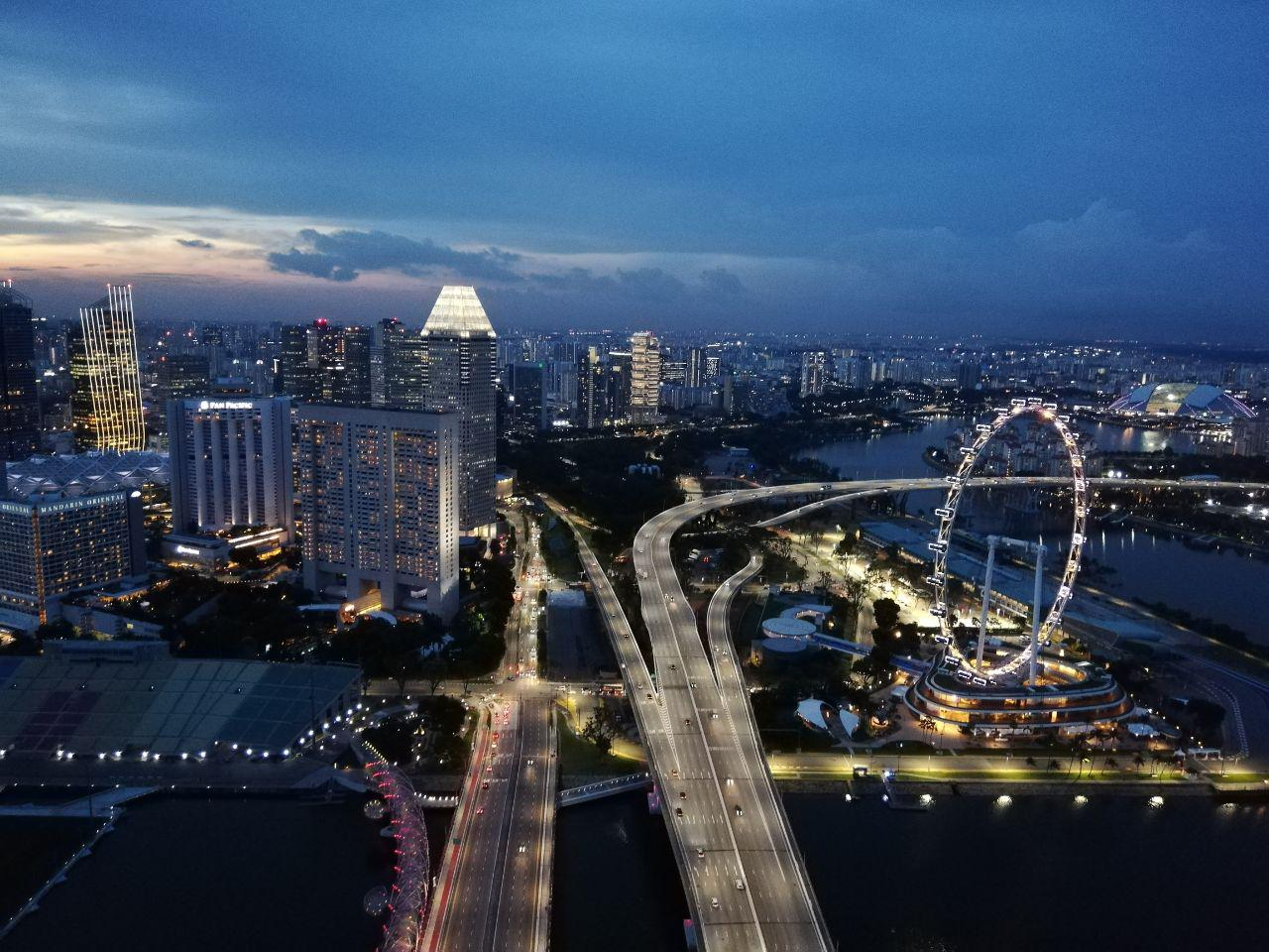 تجربهی زندگی سه ماهه در سنگاپور