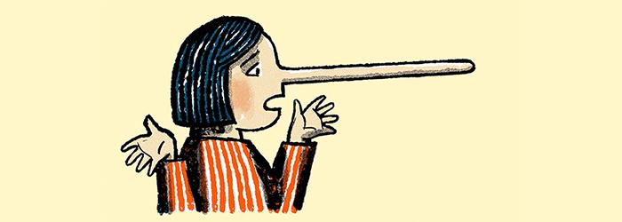 دروغگویی یک مشکل روحی و روانی است!