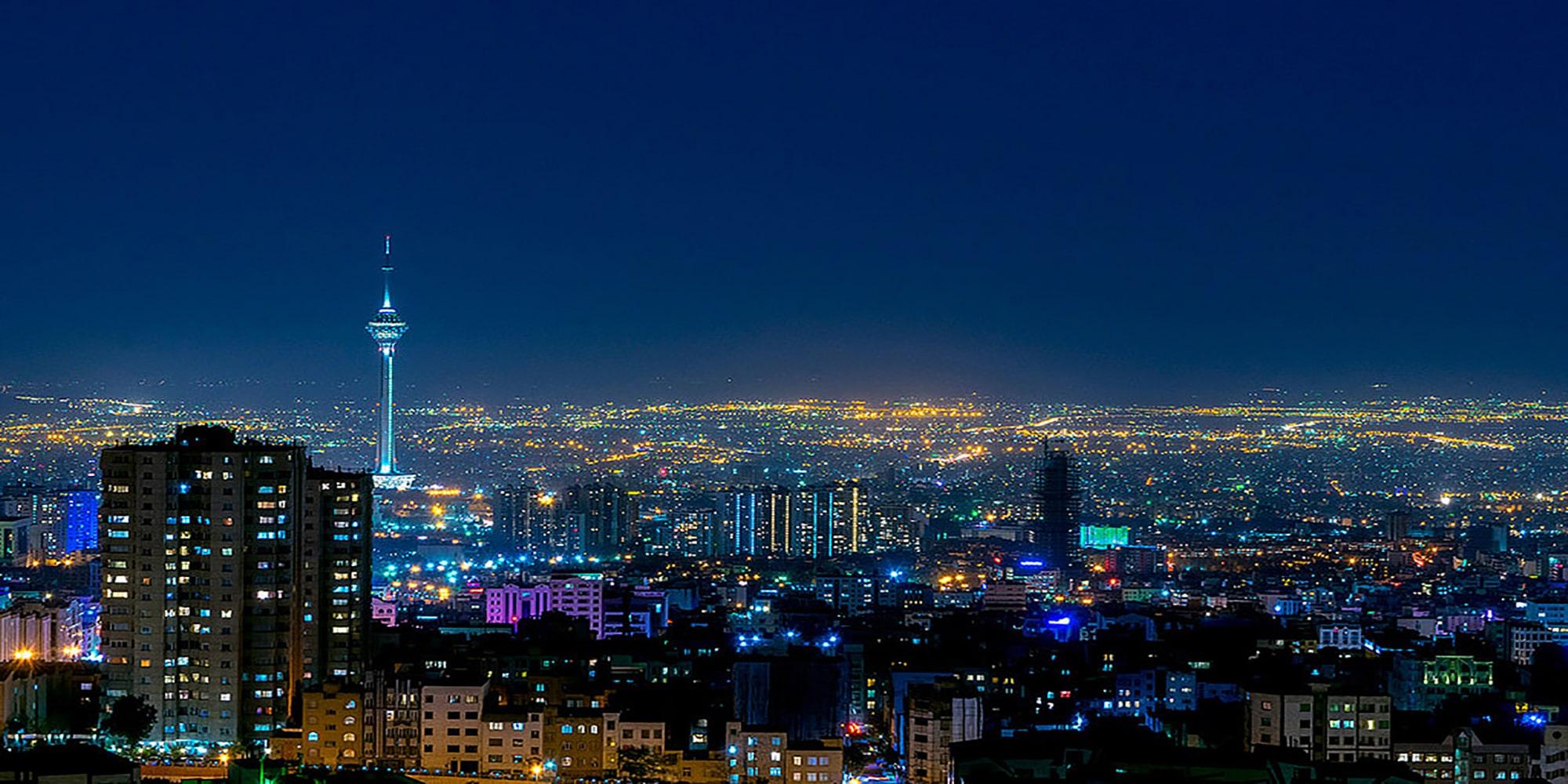 جمعیت تهران