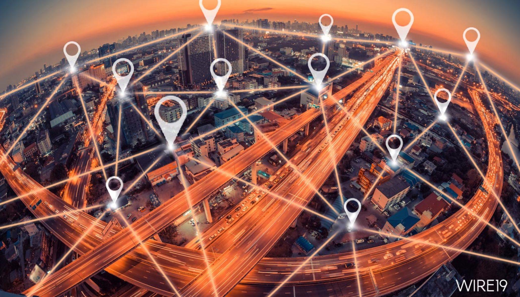 سیستم های اطلاعات مکانی