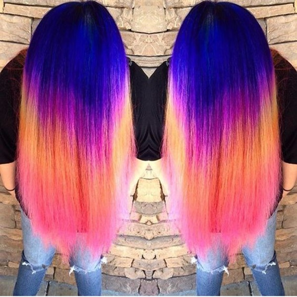 رنگ مو و دردسر هایش