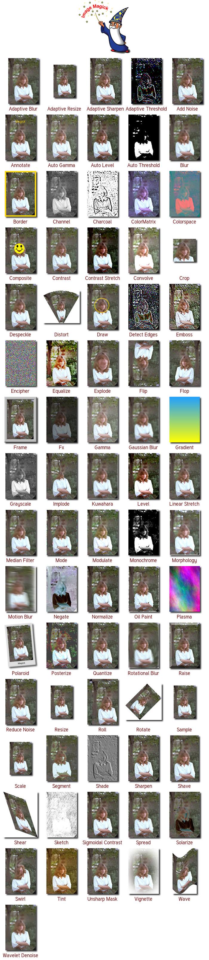 آشنایی با ImageMagick برای کار با تصاویر