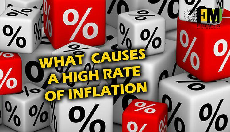 چه عواملی باعث افزایش نرخ تورم میشود؟