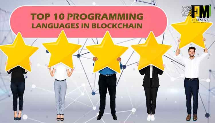 10 زبان برتر برنامه نویسی در بلاک چین