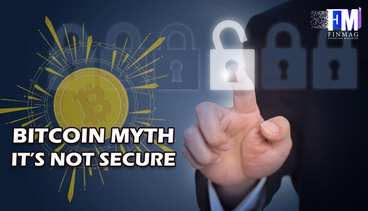 آیا شبکه بیت کوین امن  است؟