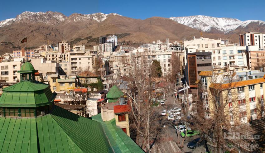 اجاره آپارتمان در نیاوران ؛ زیباترین محله شمال تهران