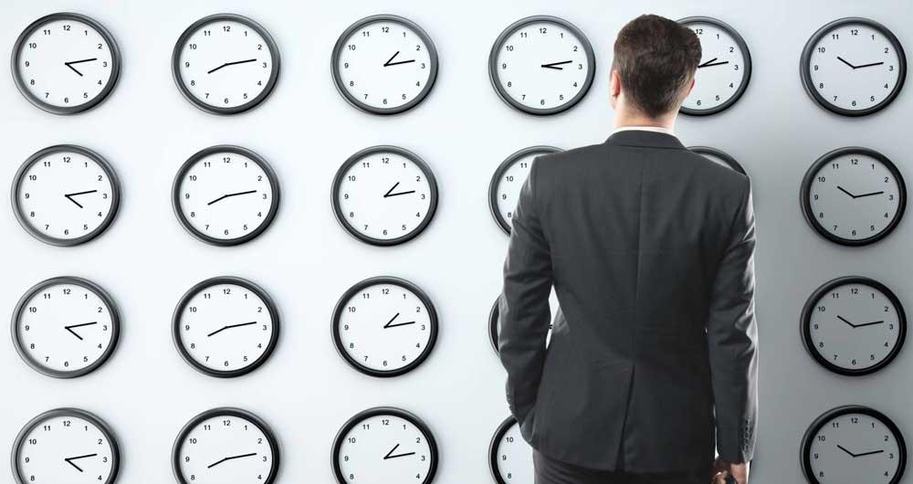 بهینه سازی سیستم مصرف زمان