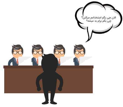 چگونه به راحتی استخدام شویم؟