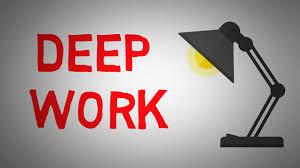 چگونه عمیق کار کنیم؟! (مقاله اول – تمرکز)