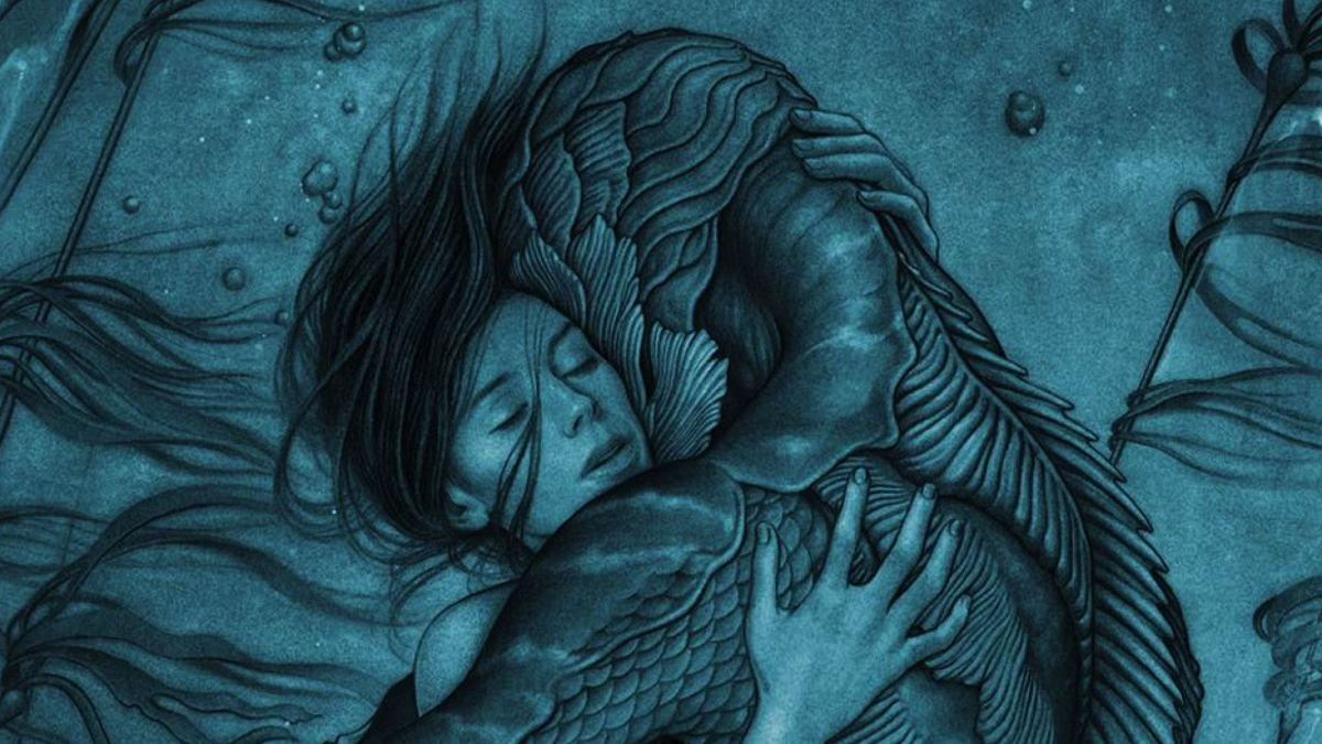 The Shape of Water (شکل آب) ★★★