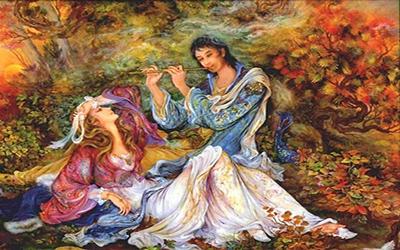 بیژن و منیژه؛ عاشقانه ترین داستان شاهنامه