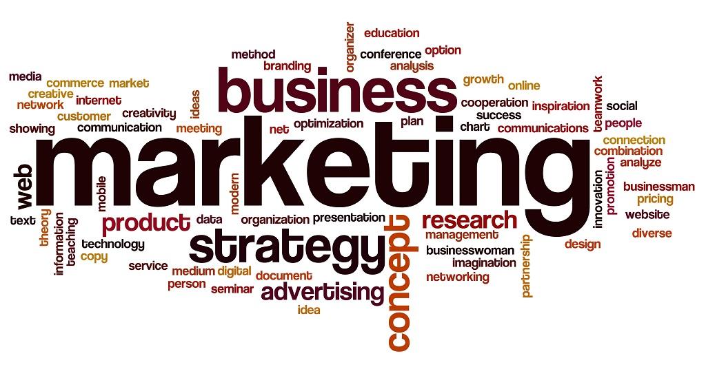 مارکتینگ .vs بازاریابی
