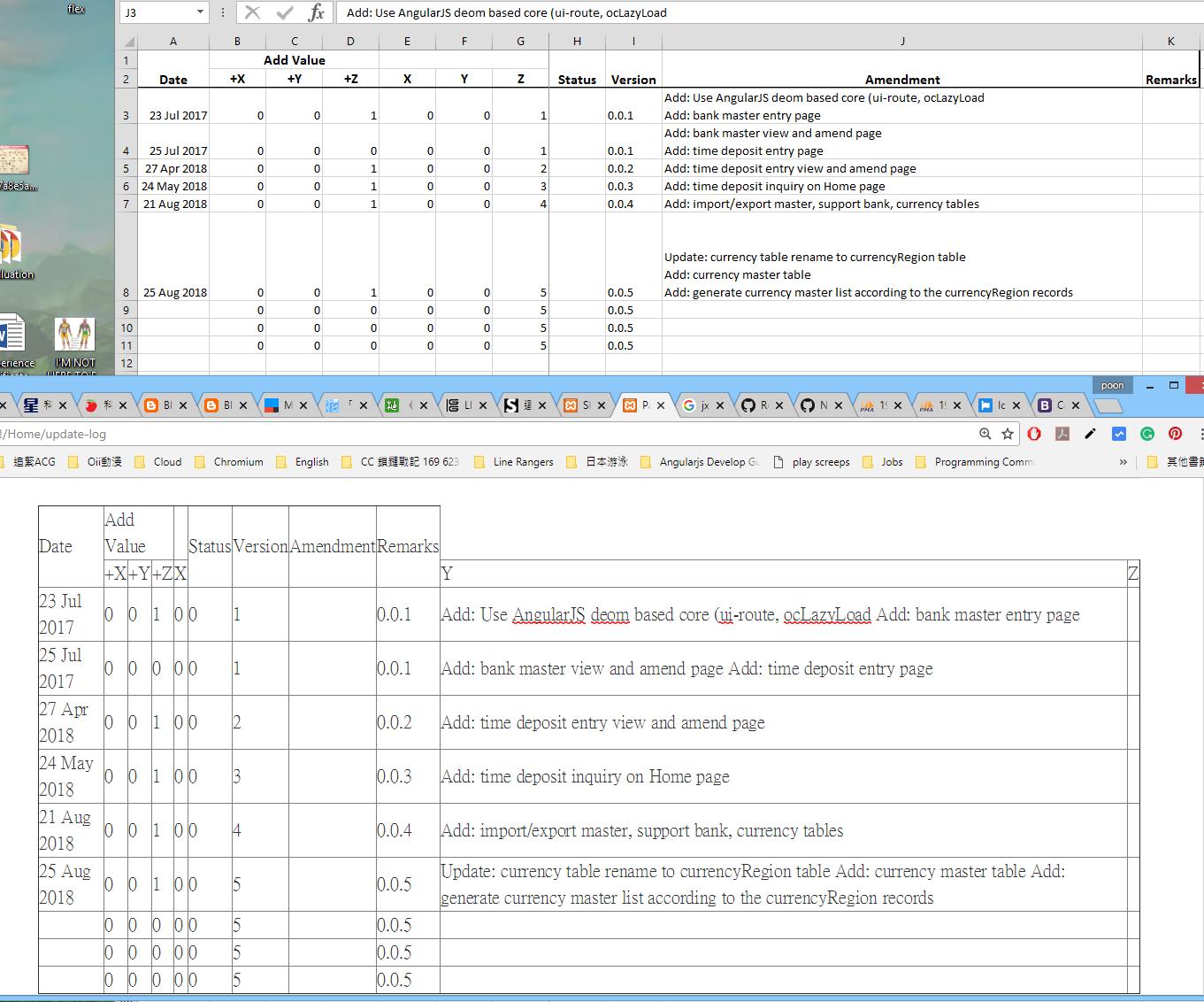 Excel در جاوااسکریپت