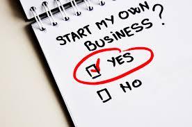 کی کسب و کار خود را راه بیاندازیم؟