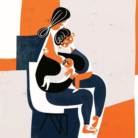 6 راه برای توسعه تغذیه با شیر مادر