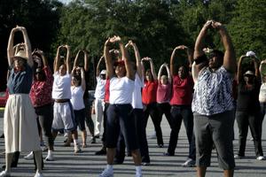 روز فعالیت بدنی در آفریقا برگزار خواهد شد