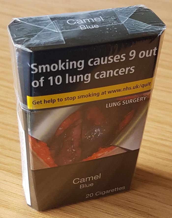اجرای طرح بستهبندی بی شکل برای مقابله با مصرف سیگار