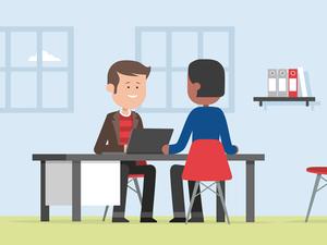 در آدابِ مصاحبۀ شغلی   یا: از شعور تا حرفهای بودن